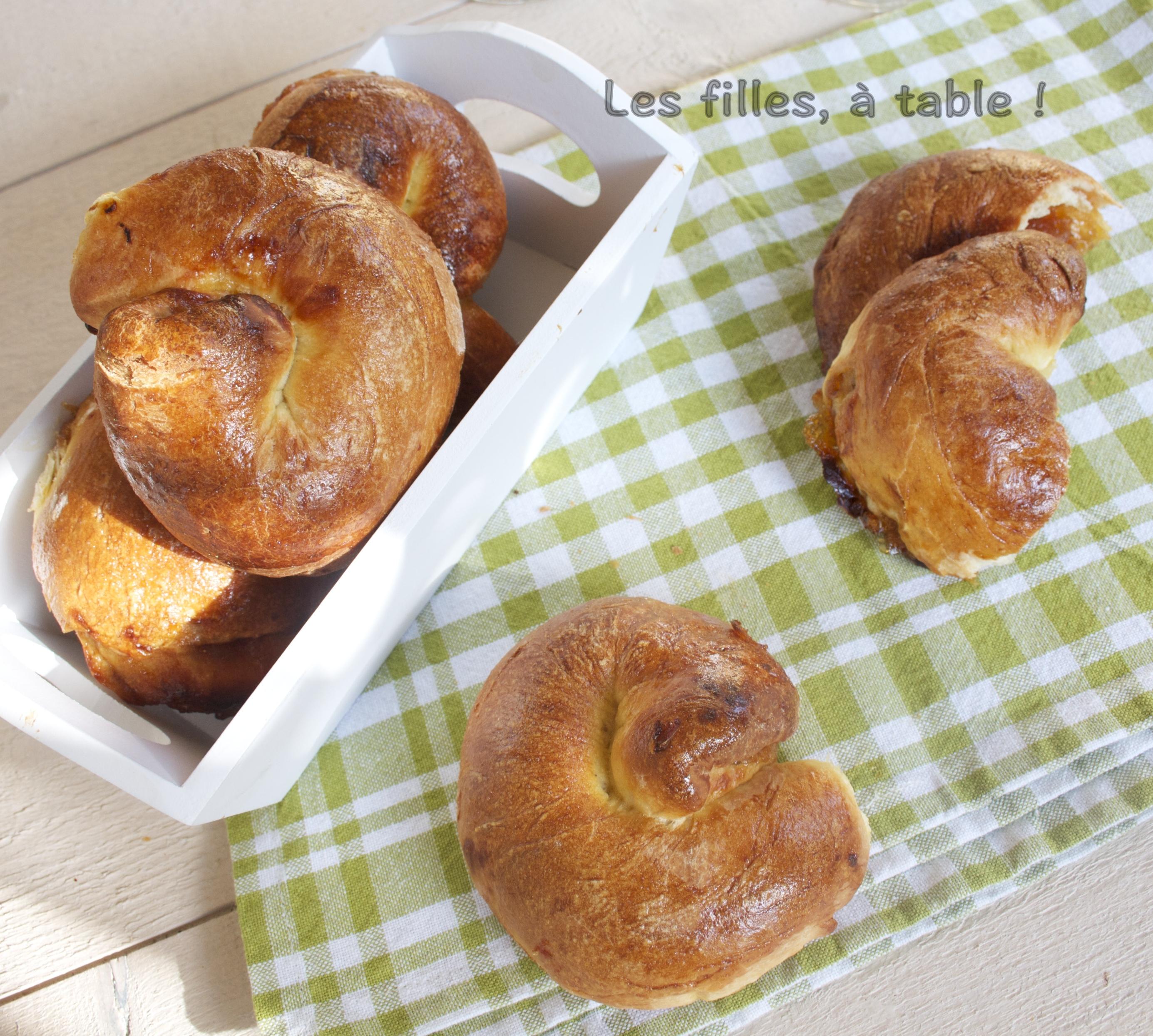 Exceptionnel pain | Les filles, à table ! EC98